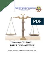 Drept Parlamentar ID Sem II