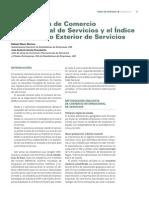 Comercio Internacional y Servicios