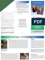 DCE Scholarship Brochure