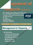 Alopecia and Hair Restoration