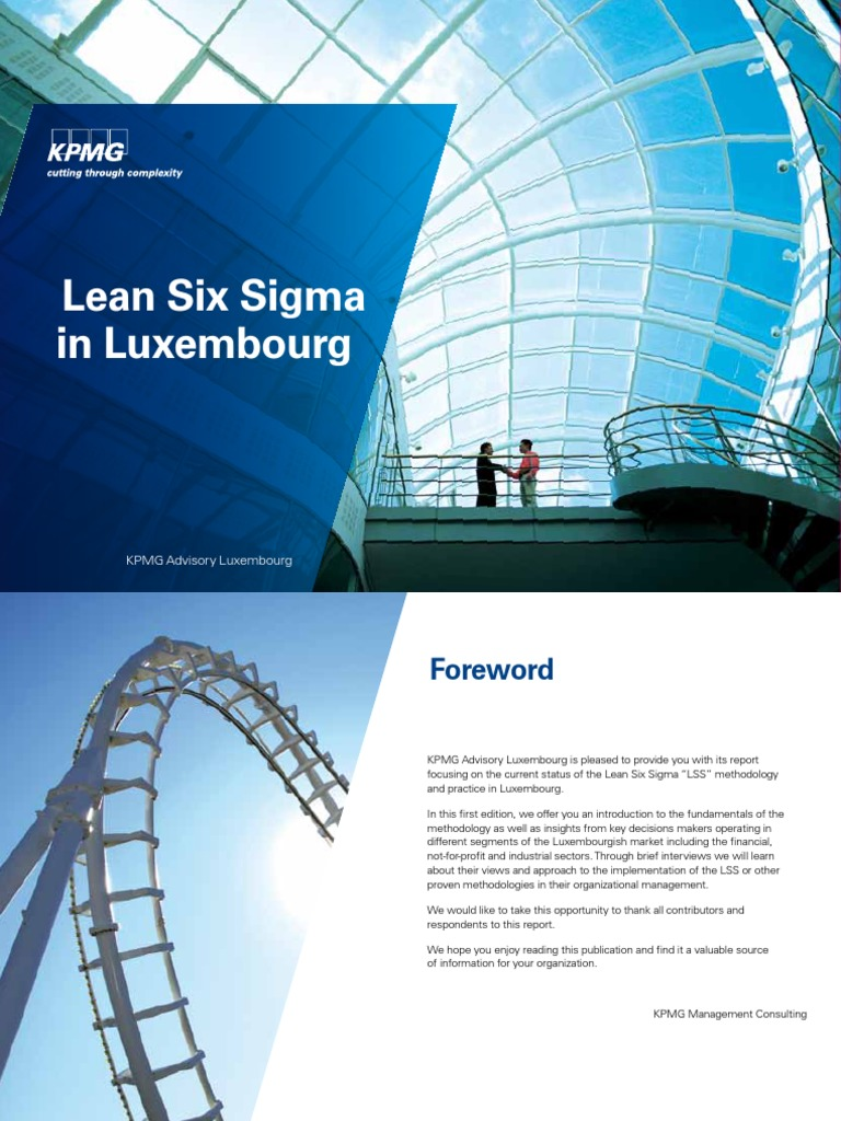 Lean Six Sigmapdf Lean Manufacturing Six Sigma