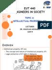 KM EUT440 LAW 4 Intellectual Property