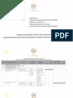 Lampiran III Perpres 70 Tahun 2014 tentang Rencana Tata Ruang Kawasan Taman Nasional Gunung Merapi