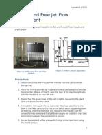Orifice & Free Jet Procedure