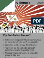 Non-Battery