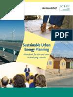 Sustainable Urban Energy Planning