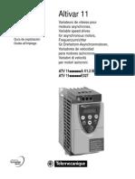 Variador Telemechanique Altivar 11