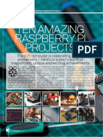 10 Amazing Raspberry Pi Projects