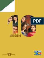 2014 Annual HUM NETWORK