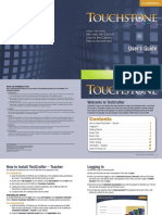 Touchstone TestCrafter User Guide