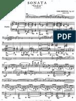 Reinecke - Sonata for Flute and Piano in e Minor 'Undine', Op. 167