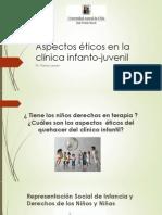 Aspectos Éticos en La de La Psicologia Clinica Infanto Juvenil