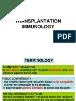 Transplantation Immunology s1