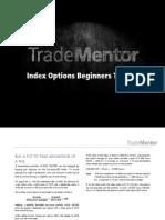 Index Options Beginners Tutorial
