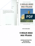 O Heilig Herz Der Völker_Dichter Und Denker Über Die Deutschen_Gustav Sichelschmidt