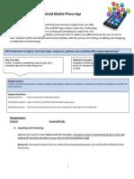 grade 9 - app course outline 2015