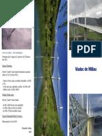 Flyer Viaduc de Millau