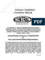 Ef Installation Procedure Manual