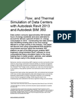 Datacenters in Autodesk Simulation Cfd | Data Center | Autodesk
