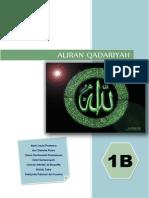 ALIRAN QADARIYAH