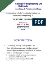 Oil Refinery Processes-1