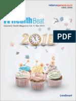 Reliance Health Insurance HealthBeat Vol4