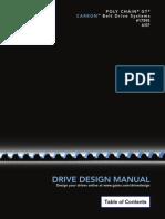 PC Carbon Drive Design Manual