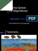 AULA 2 - Rochas Ígneas (Magmáticas)