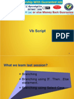 How to Do Programming in VBScript