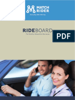 Match Rider for Businesses