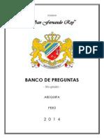 Banco de Preguntas - 5to