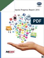 Digital Malaysia Report 2013