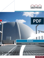 Biogas Energiefromorganicwaste