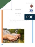 La Provisión de Agua Potable