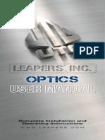 Manual-Optics-General Scope (for General Scopes)