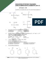 Nse2014 Chem Q&A