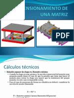Dimensionamiento de Una Matriz