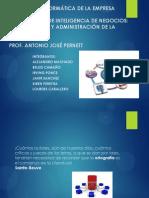 Base de datos y administración de la información