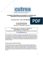 Scutrea Conference 2015 call for papers FINAL.pdf