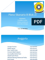 Pleno Skenario B Blok 21