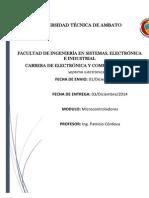 PREPARATORIO  TECLDO MATRICIAL + LCD