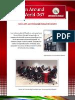 Boletín Around the World 067