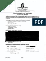 F&M Trust relocation filing