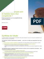 Deloitte Etude Barometre-competitivite-usines Dec2014