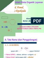 7 - Alkohol, Fenol, Eter, Epoksida