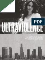 Digital Booklet - Ultraviolence
