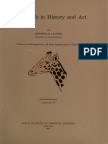 Giraffe in History 27 Lauf