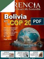 Revista HERENCIA N °14. Bolivia en la COP 20
