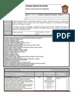 Plan y Programa de Evaluacion III Bloque