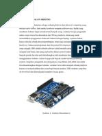 Pengenalan Dan Instalasi Arduino